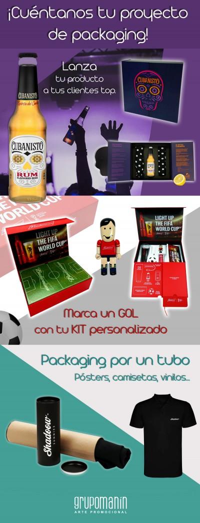 #cajas #tuboscartón #merchandising #regalopublicitario #regalopromocional #plv #display